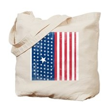 The Stars and Stripes Tote Bag