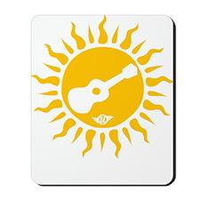 uke are my sunshine Mousepad