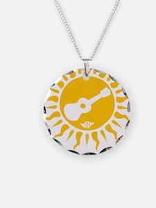 uke are my sunshine Necklace