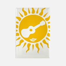 uke are my sunshine Rectangle Magnet