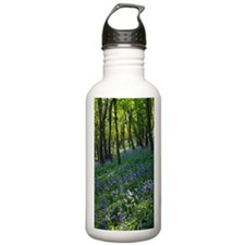 Bluebell wood Water Bottle