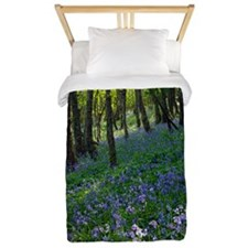 Bluebell wood Twin Duvet