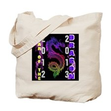 Year of the Dragon 2012, 2013 Tote Bag