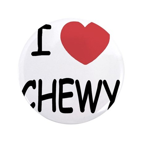 """I heart CHEWY 3.5"""" Button"""