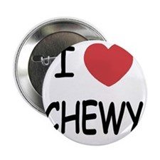 """I heart CHEWY 2.25"""" Button"""