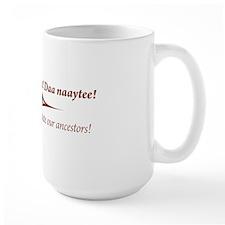 One People Canoe Society Tribal Journey Mug