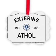 Athol Ornament