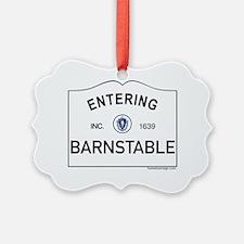 Barnstable Ornament