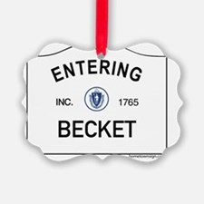 Becket Ornament