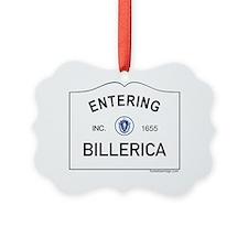 Billerica Ornament