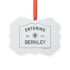 Berkley Ornament