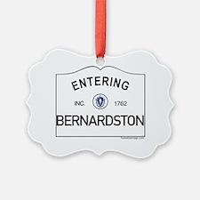 Bernardston Ornament