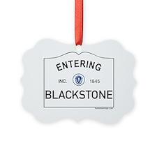 Blackstone Ornament