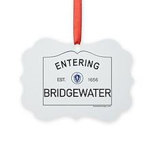 Bridgewater Ornament