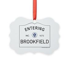 Brookfield Ornament