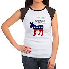 Work For A Living Women's Cap Sleeve T-Shirt