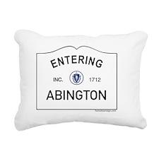 Abington Rectangular Canvas Pillow