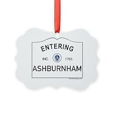 Ashburnham Ornament