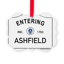 Ashfield Ornament