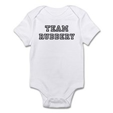 Team RUBBERY Infant Bodysuit