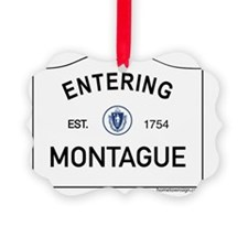 Montague Ornament