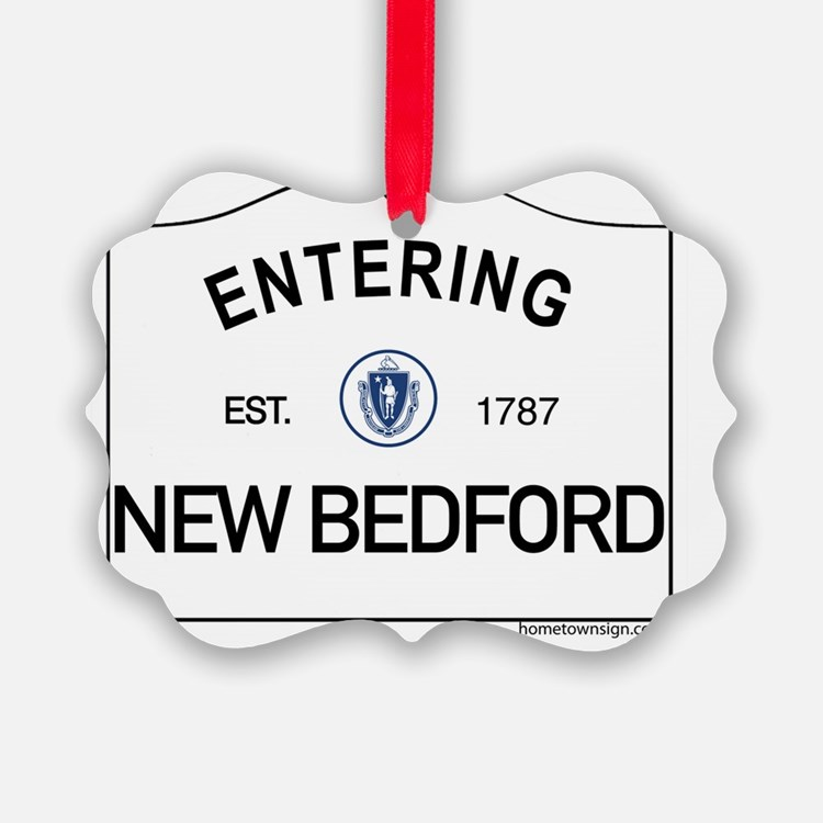 New Bedford Ornament
