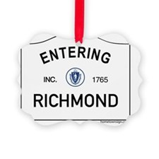 Richmond Ornament