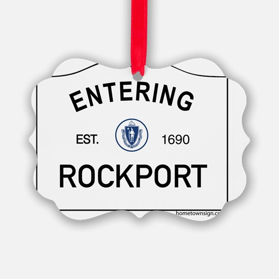 Rockport Ornament