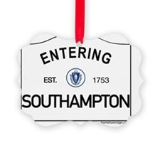 Southampton Ornament