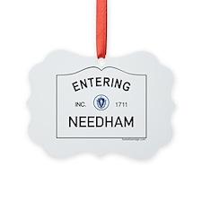 Needham Ornament