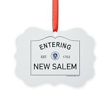New Salem Ornament