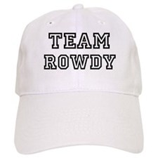 Team ROWDY Baseball Cap
