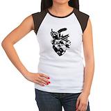 Grease monkey Women's Cap Sleeve T-Shirt