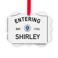 Shirley Ornament