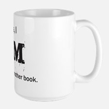 Yes, I AM (black) Mug