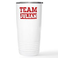 Team Julian Travel Mug