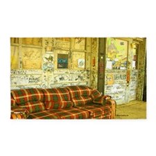 Ground Zero Blues Club Couch Should 3'x5' Area Rug