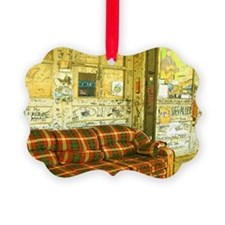 Ground Zero Blues Club Couch Shou Ornament