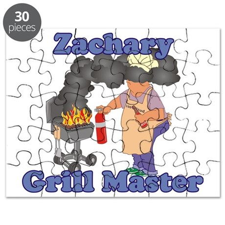 Grill Master Zachary Puzzle