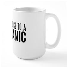 My Heart Belongs to a Mechanic Mug
