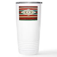 Old Mexican Serape Shoulder Bag Travel Mug