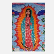 Our Lady of Guadalupe Bal Postcards (Package of 8)