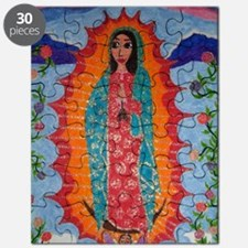 Our Lady of Guadalupe Balloon Puzzle