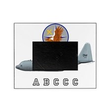 42nd ACCS ABCCC with Patch and Text Picture Frame