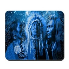 Three Chiefs Mousepad