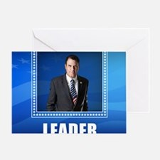 Leader: This is What One Looks Like Greeting Card
