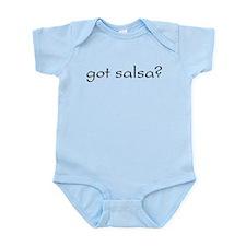 got salsa? Infant Bodysuit