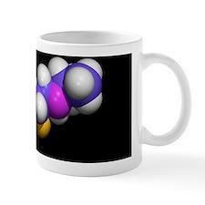 Beta-blocker drug molecule Mug