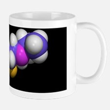 Beta-blocker drug molecule Mug