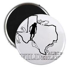 Alec in Wilderland Magnet